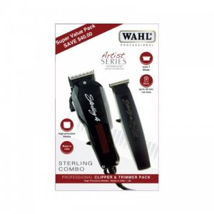 Wahl Sterling Combo Clipper and Trimmer