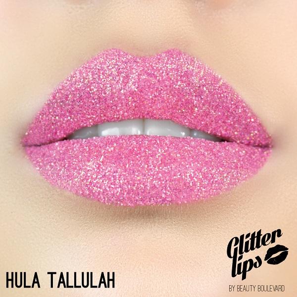 Glitter Lips Hula Tallulah